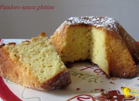 Pandoro senza glutine (ricetta con lievito madre)