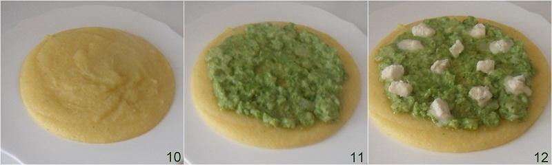 Polenta con gorgonzola e broccoli ricetta sfiziosa il chicco di mais 4
