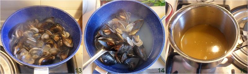 Risotto alla pescatora ricetta classica il chicco di mais 5
