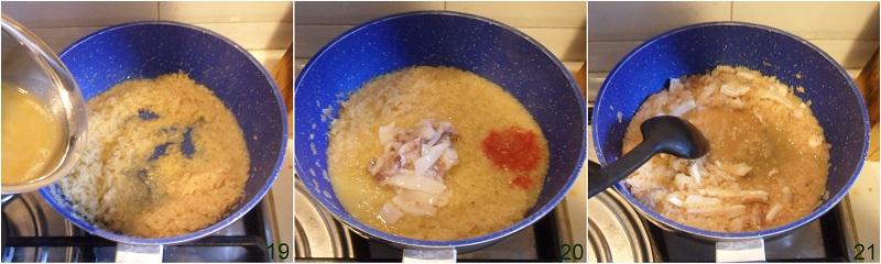 Risotto alla pescatora ricetta classica il chicco di mais 7