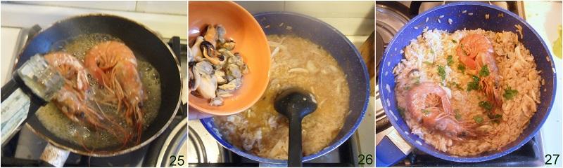 Risotto alla pescatora ricetta classica il chicco di mais 9