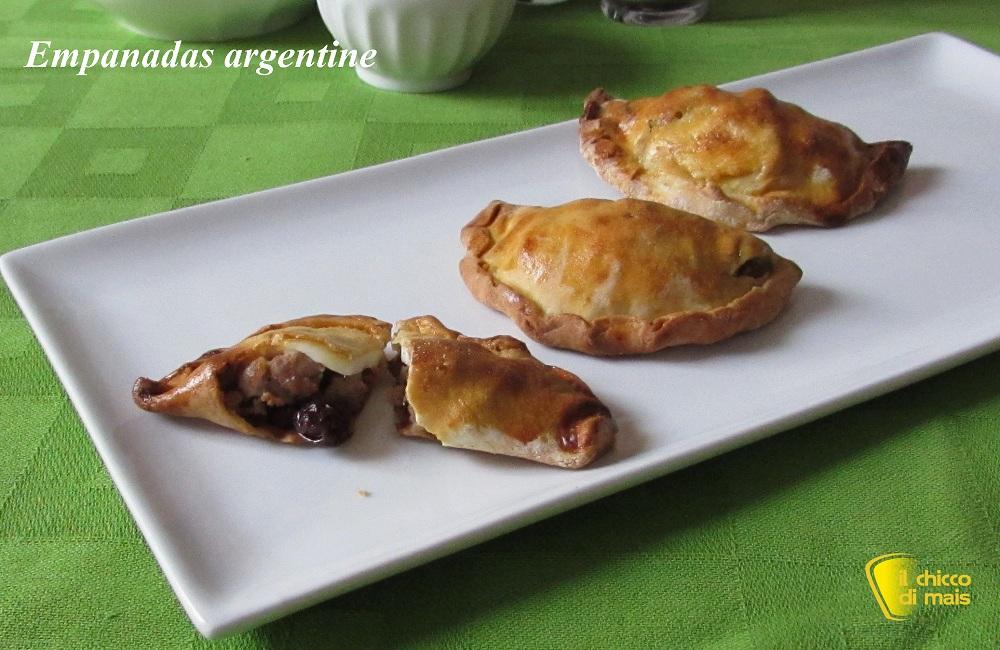 Empanadas argentine ricetta passo passo il chicco di mais