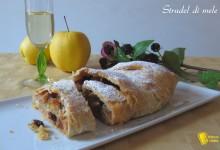 Strudel di mele (ricetta con pasta sfoglia)