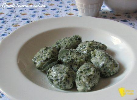 Gnudi, ravioli senza pasta (ricetta toscana)
