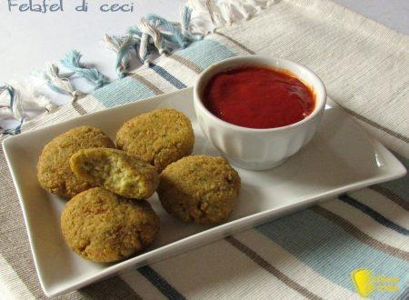 Falafel o felafel di ceci (ricetta originale)