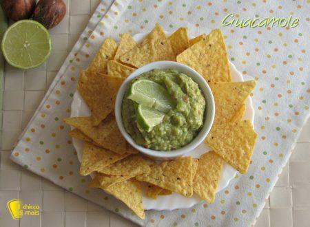 Guacamole: salsa di avocado messicana