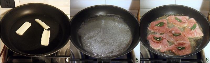 Saltimbocca alla romana ricetta tradizionale il chicco di mais 2