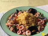Couscous di pesce con frutti di mare ricetta passo passo il chicco di mais