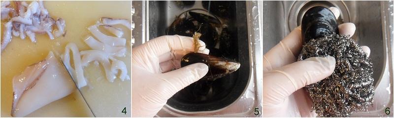 Couscous di pesce con frutti di mare ricetta passo passo il chicco di mais 2