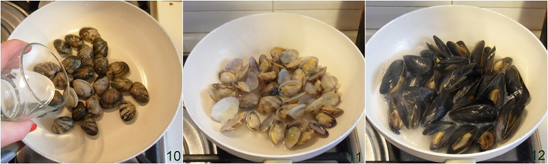 Couscous di pesce con frutti di mare ricetta passo passo il chicco di mais 4
