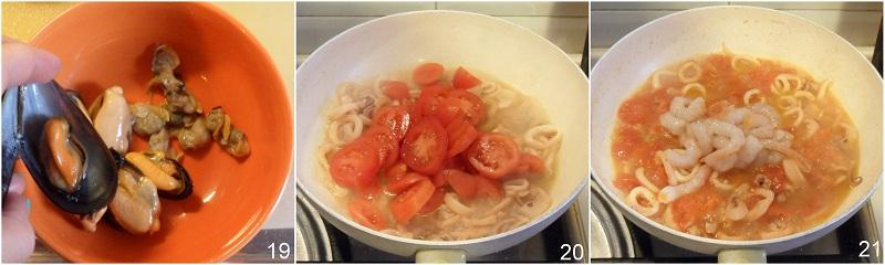 Couscous di pesce con frutti di mare ricetta passo passo il chicco di mais 7