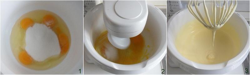 Merendine yo-yo fatte in casa ricetta passo passo il chicco di mais 1