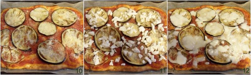Pizza alla parmigiana ricetta vegetariana il chicco di mais 4