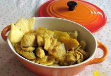 Pollo al curry e ananas (ricetta etnica)