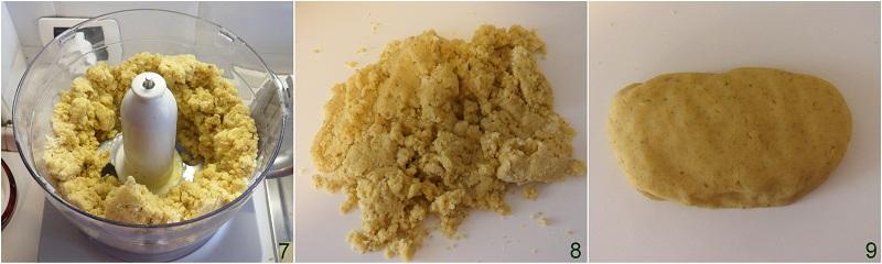 Baci di dama al pistacchio ricetta dolce il chicco di mais 3