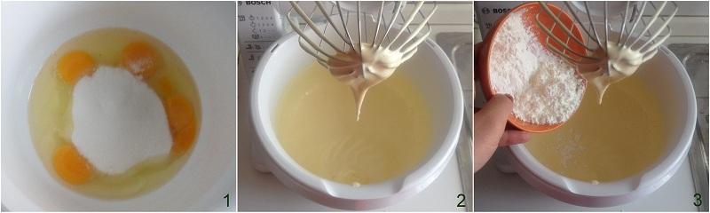 Merendine fatte in casa al limone ricetta il chicco di mais 1