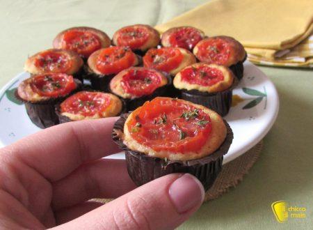 Mini muffin salati ai pomodorini, ricetta