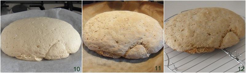 Pane con farina di teff senza glutine ricetta il chicco di mais 4