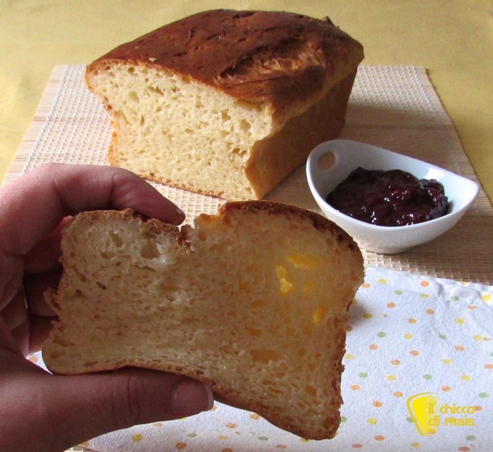pan brioche senza glutine soffice il chicco di mais