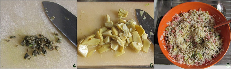 Insalata di riso con zucchine al balsamico ricetta il chicco di mais 2