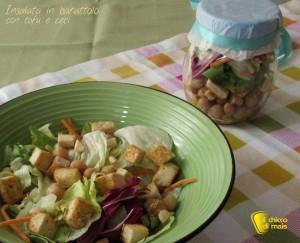 insalatone estive insalata con tofu