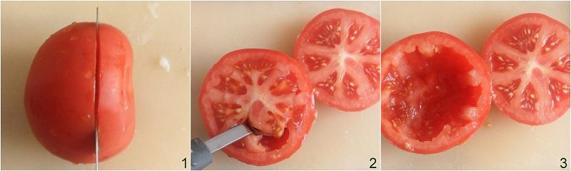 Pomodori ripieni di calamari ricetta il chicco di mais 1