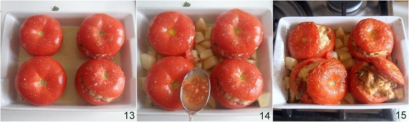 Pomodori ripieni di calamari ricetta il chicco di mais 5