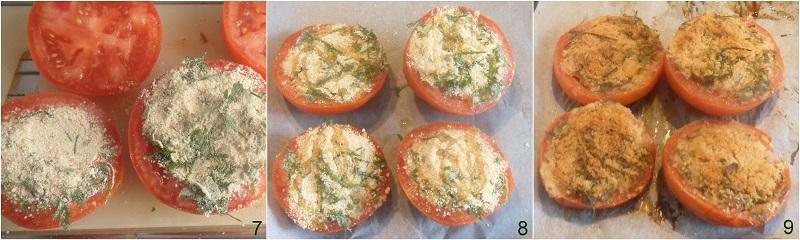 Pomodori gratinati al forno ricetta il chicco di mais 3