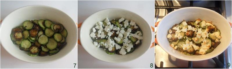 Zucchine al forno con feta ricetta il chicco di mais 3