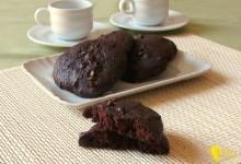 Cookies al cioccolato e yogurt, ricetta senza burro e senza olio