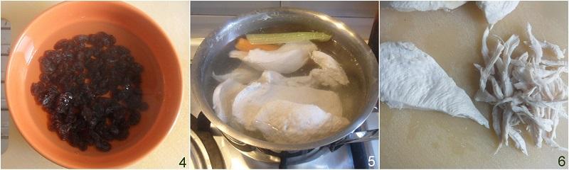 Pollo alla gonzaghesca ricetta mantovana il chicco di mais 2