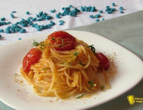 Spaghetti alla bottarga, ricetta veloce