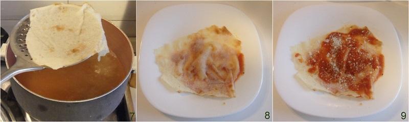 Pane frattau ricetta sarda il chicco di mais 3