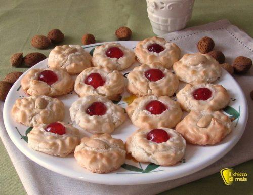 Pasticcini alle mandorle, ricetta siciliana