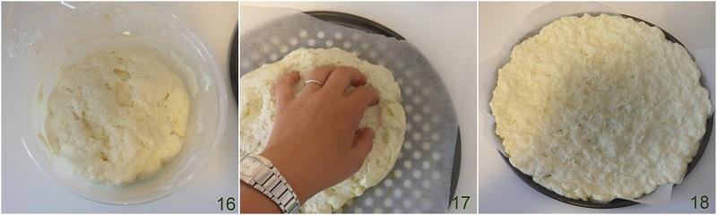 Pizza senza glutine ai funghi ricetta il chicco di mais 6