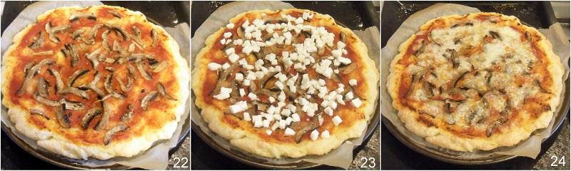 Pizza senza glutine ai funghi ricetta il chicco di mais 8