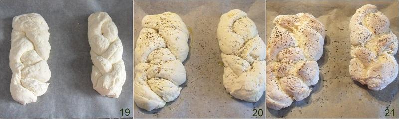 Trecce di pane senza glutine ricetta il chicco di mais 7