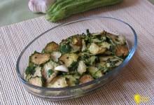 Concia di zucchine, ricetta ebraico-romanesca