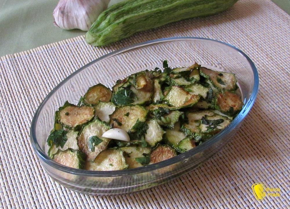 concia di zucchine ricetta ebraico romanesca il chicco di mais