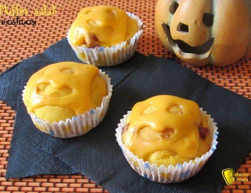 Muffin mostruosi, ricetta per Halloween