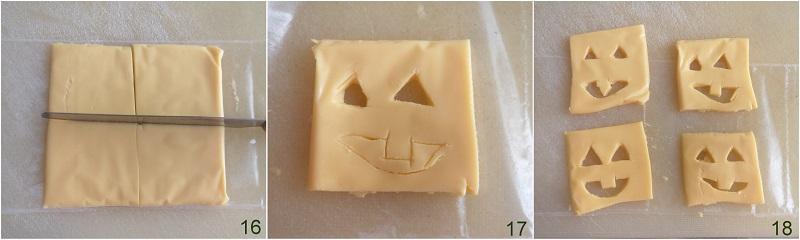 Muffin mostruosi ricetta per Halloween il chicco di mais 6