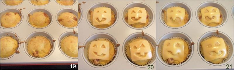 Muffin mostruosi ricetta per Halloween il chicco di mais 7