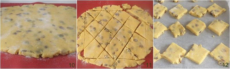 Papassini o pabassinos ricetta sarda il chicco di mais 4