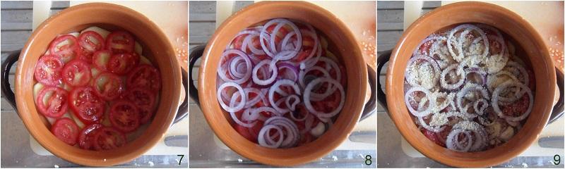 U testu con patate ricetta calabrese il chicco di mais 3