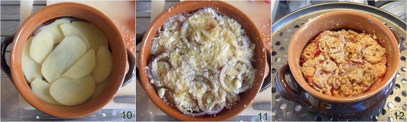 U testu con patate ricetta calabrese il chicco di mais 4