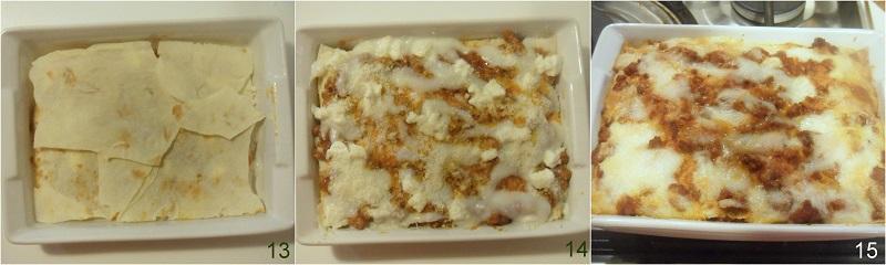 Lasagne di pane carasau ricetta il chicco di mais 5