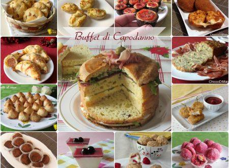 Buffet di capodanno: 15 ricette facili e sfiziose