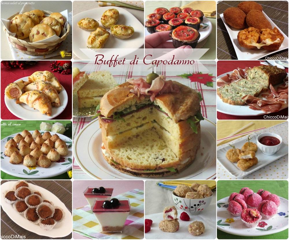 Buffet di capodanno 15 ricette facili e sfiziose il for Ricette originali