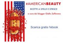 #Americanbeauty. Un ebook di ricette americane a cura dei blogger Giallozafferano