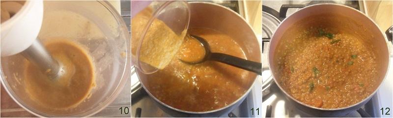 Chili di lenticchie ricetta vegetariana tex-mex il chicco di mais 4